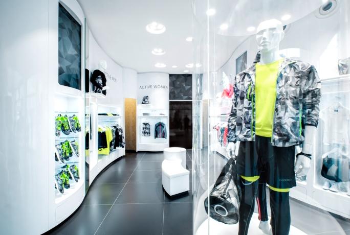 Coole Sport-Fashion direkt vor Ort! ©WORLD OF CYBEROBICS®
