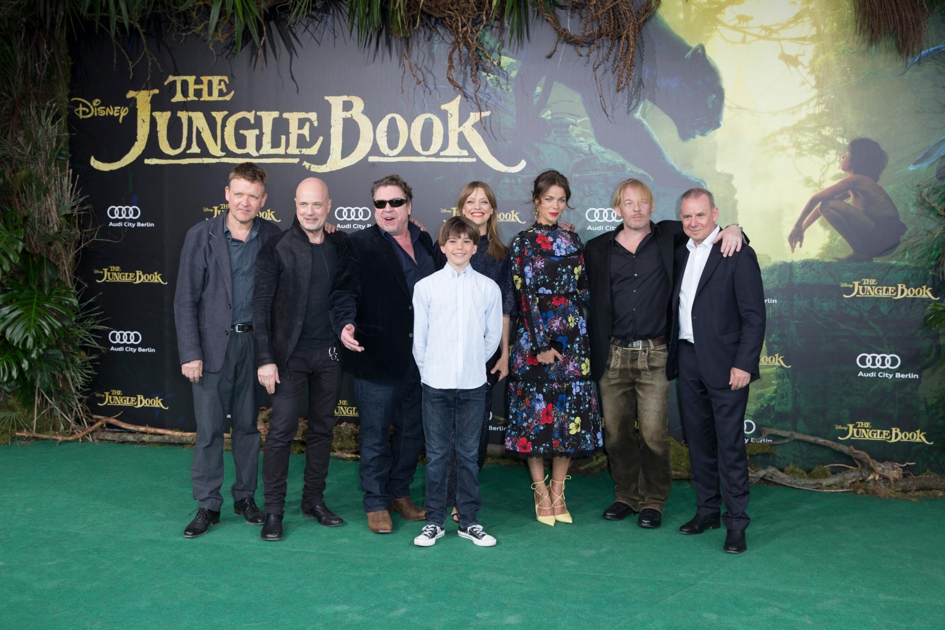 Premiere The Jungle Book