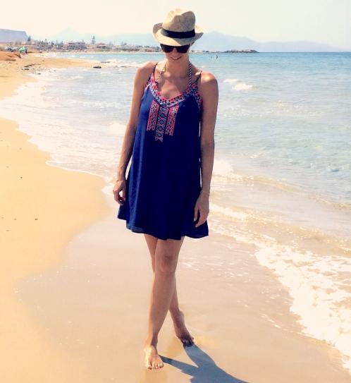 Entspannung pur bei einem ausgiebigen Strandspaziergang. @katrin-lars.net