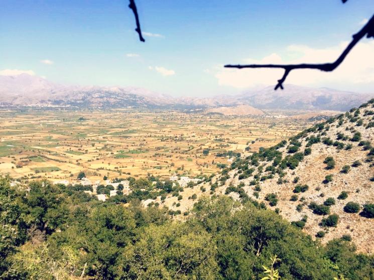 Traumhafte Ausblicke und ruhige Plätze laden auf Kreta zum Abschalten ein. @katrin-lars.net