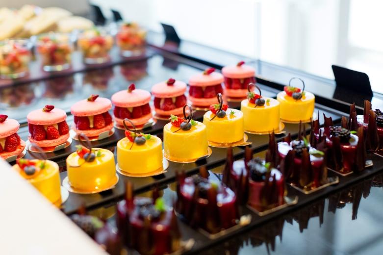 Süße Köstlichkeiten ©Isabella Glutenfreie Pâtisserie