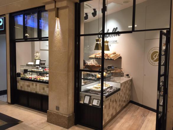Pâtisserie ToGo in der Kö-Galerie ©Isabella Glutenfreie Pâtisserie