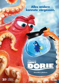 Welche Abenteuer wird Dorie wohl erleben ©2016 Disney•Pixar. All Rights Reserved.