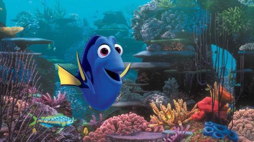 Endlich ist sie zurück und wir erfahren mehr über die sympathische Fischdame! ©2013 Disney•Pixar. All Rights Reserved.