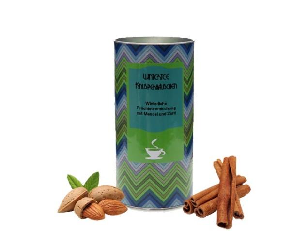 Wintertee: Früchtetee Knusperhäuschen von Tea & More © Tea & More Onlinehandel UG