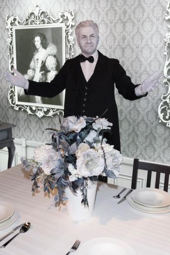 Klaus Wowereit als Conférenciers © Madame Tussauds Deutschland GmbH
