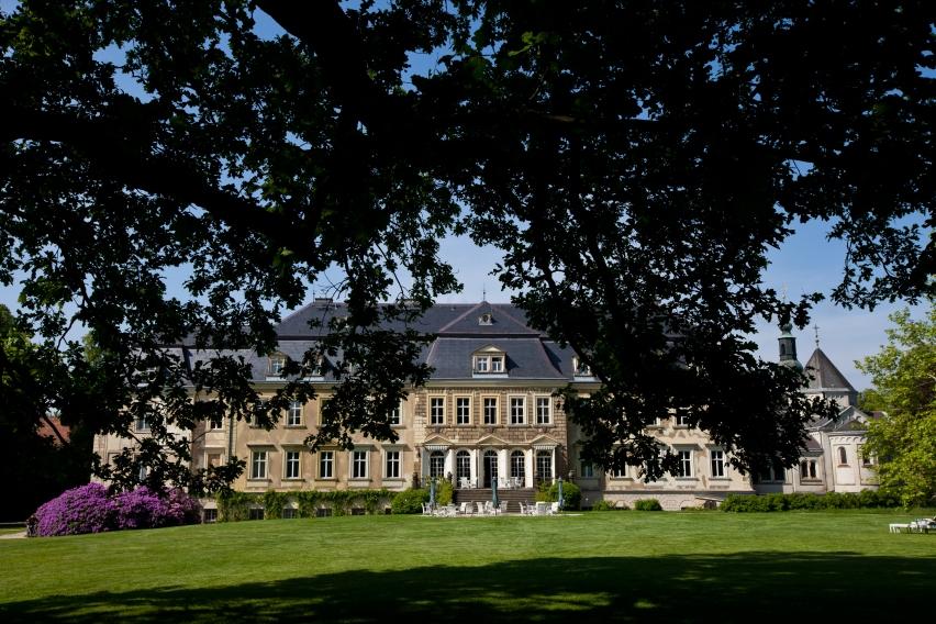 Herrschaftlich residieren im Schloss Gaussig. © Gräflich Brühl-Pohl'sche Verwaltungs GmbH