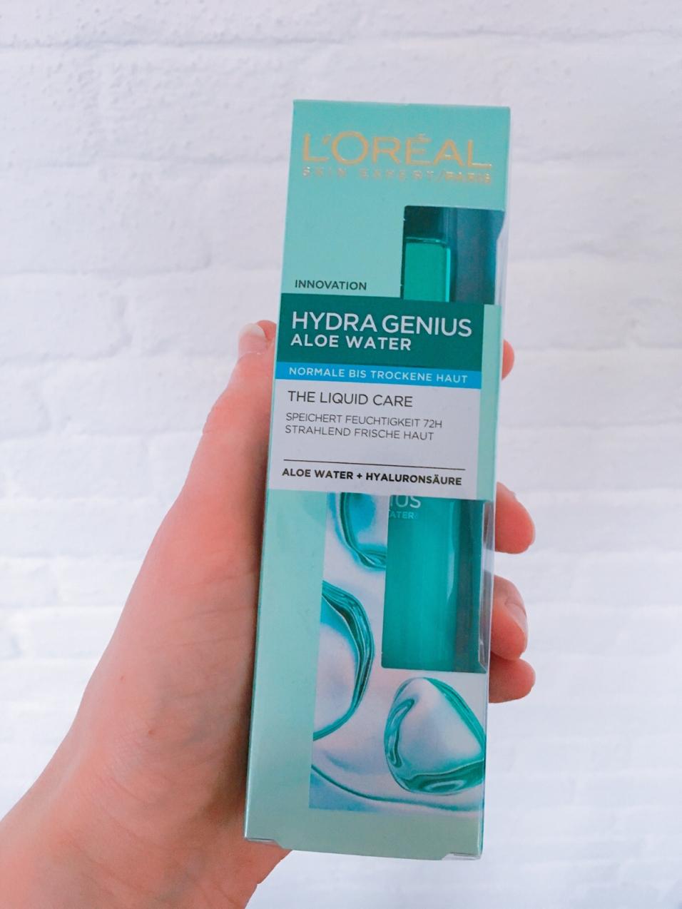 Für unterschiedliche Hauttypen - hier bspw. für normale bis trockene Haut! © katrin-lars.net