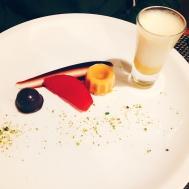 Kleine Süßigkeiten als Dessert. © katrin-lars.net