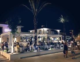 Macht Lust auf einen Drink oder zwei: das ELIA Restaurant & Lounge in Side. © katrin-lars.net