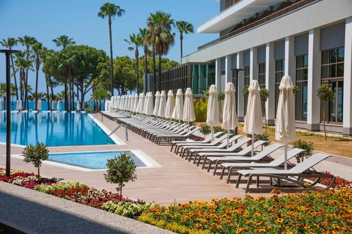 So kann der Pooltag starten! © Barut Hotels