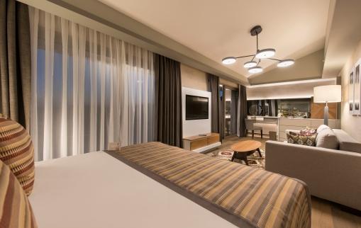 Willkomen in der stylischen Penthouse Suite. © Barut Hotels