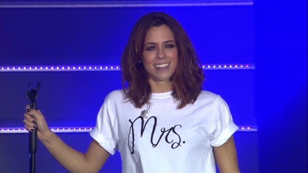 Vanessa Mai © 2017 rbb Fernsehen