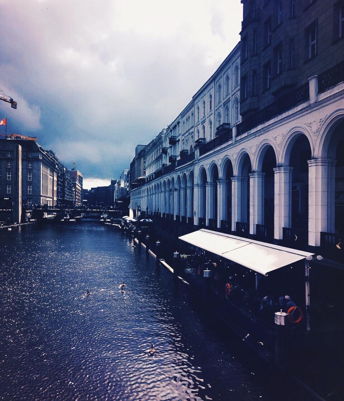 Hamburgs Kanäle - immer einen Spaziergang wert. © katrin-lars.net