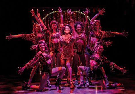 Kinky Boots - Lola in ihrem Element © Stage Entertainment 2017