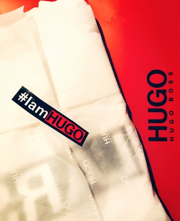 #IamHUGO - Sweater © Lars Wars